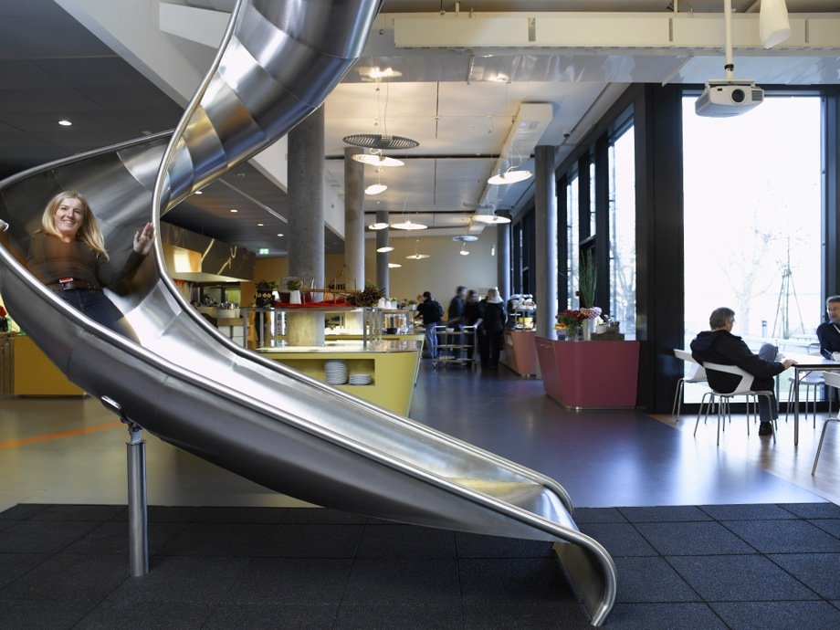 Coolest Office Spaces in the World