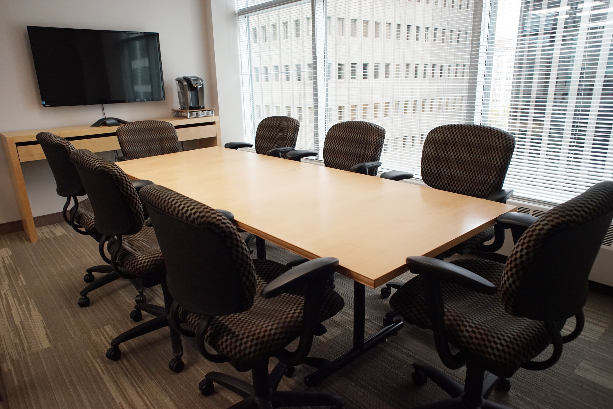 The Value of Using Meeting and Conference Rooms in Today's World