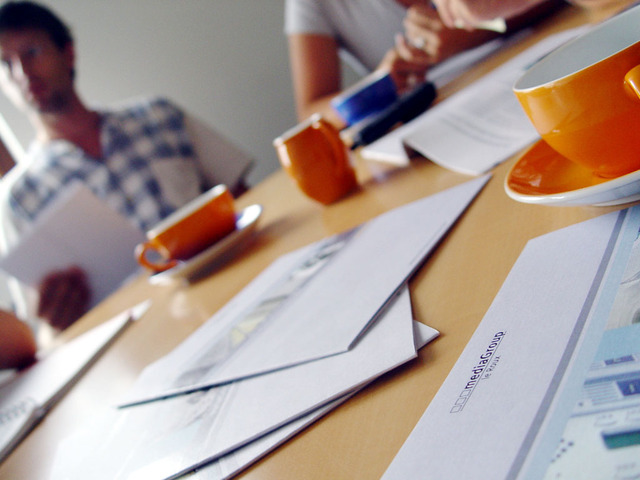 Meeting Facilities: Keeping on Track