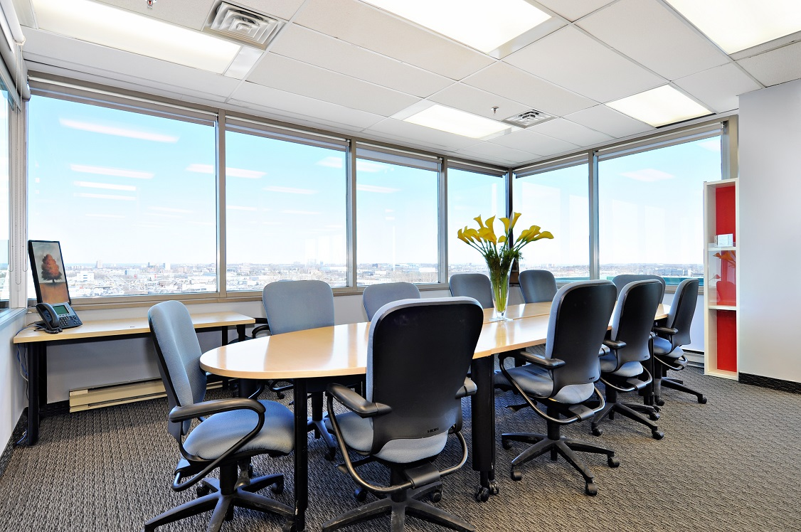 Free Office Space and Meeting Rooms for Charities