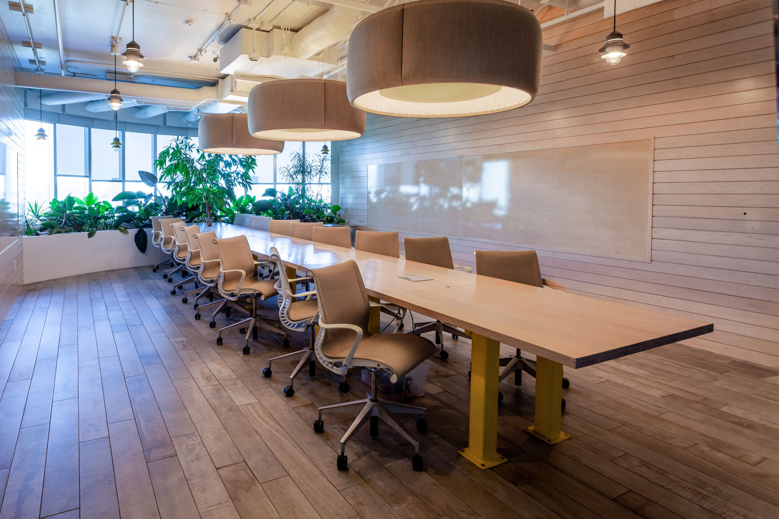 The Future of Hybrid Workspace